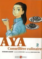 Aya, Conseillère Culinaire 2