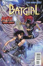 Batgirl # 10