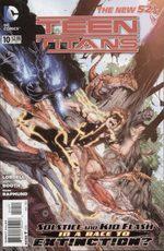 Teen Titans # 10