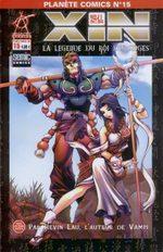 Planète Comics 15