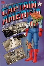 The adventures of Captain America - Sentinel of liberty # 3