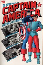 The adventures of Captain America - Sentinel of liberty # 4