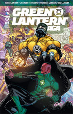 Green Lantern Saga # 3