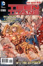 Teen Titans # 12