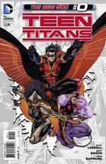 Teen Titans # 0