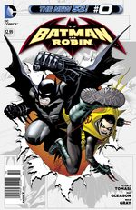 Batman & Robin # 0