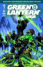 Green Lantern Saga # 4