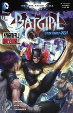 Batgirl # 11