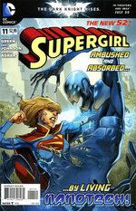 Supergirl # 11