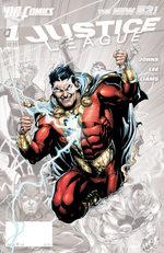 Justice League # 0
