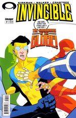 Invincible 7 Comics