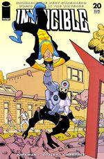 Invincible 20 Comics