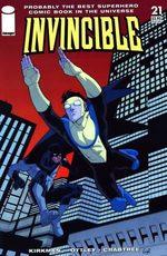 Invincible 21 Comics