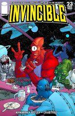 Invincible 23 Comics