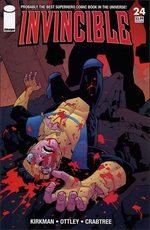 Invincible 24 Comics