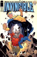 Invincible 25 Comics