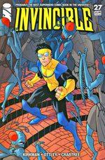 Invincible 27 Comics