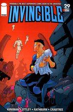 Invincible 29 Comics