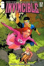 Invincible 32 Comics