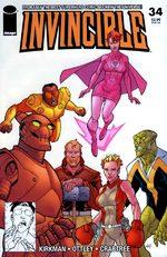 Invincible 34 Comics