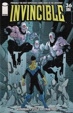 Invincible 36 Comics