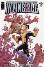 Invincible 40 Comics