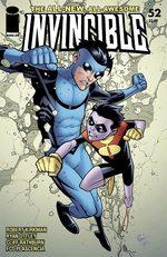 Invincible 52 Comics
