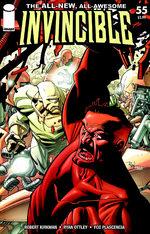 Invincible 55 Comics