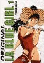 La Blue Girl 1 Manga