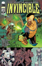Invincible 93 Comics