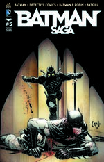 Batman Saga # 5