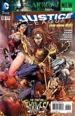 Justice League # 13