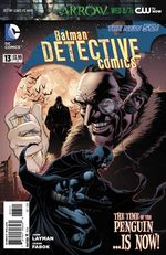 Batman - Detective Comics # 13