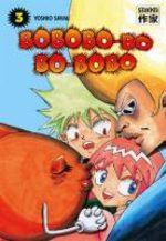 Bobobo-Bo Bo-Bobo 3 Manga