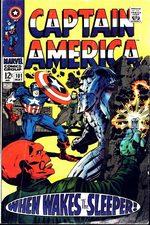 Captain America # 101