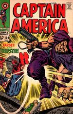 Captain America # 108