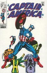 Captain America # 111