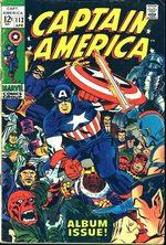 Captain America # 112