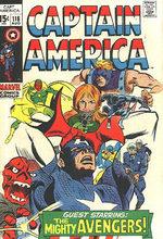 Captain America # 116
