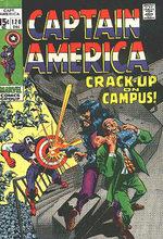 Captain America # 120