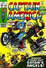 Captain America # 128