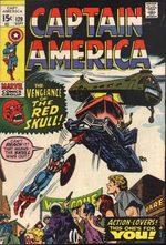 Captain America # 129