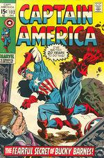 Captain America 132