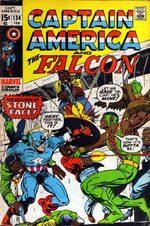 Captain America 134