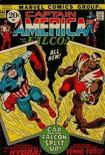 Captain America 144