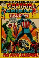 Captain America 148