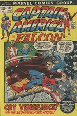 Captain America 152