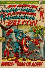 Captain America 154