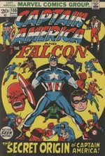 Captain America 155