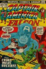 Captain America 158